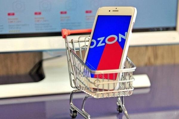 Мобильный шопинг в Ozon