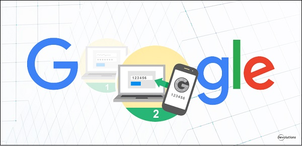 Двухфакторная аутентификация Гугл