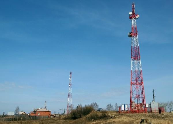 Башня мобильной связи