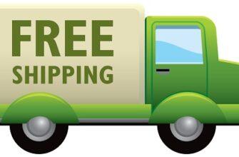Рисунок машина Free Shipping