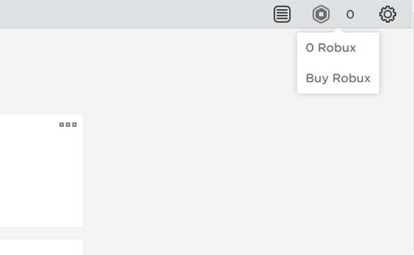 Кнопка buy robux
