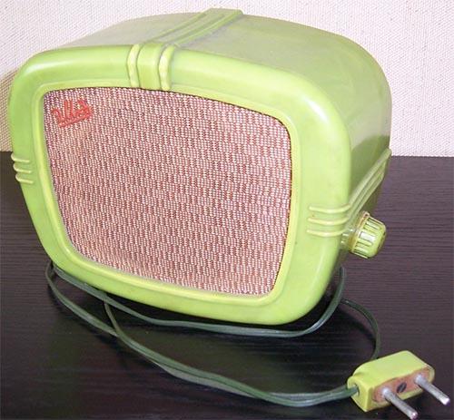 Модель радиоточки