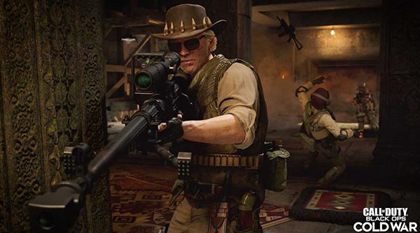 Одно из дополнений серии игр Call of Duty
