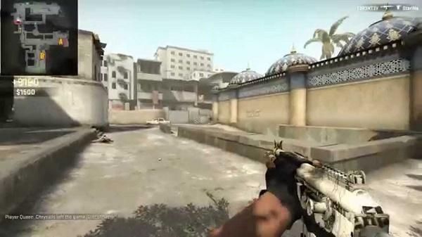 Скриншот КС ГО