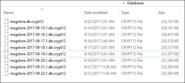 Файлы Ватсап