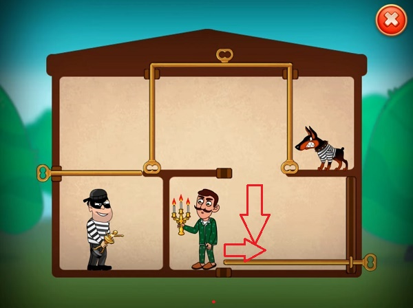 Скриншот мини игры