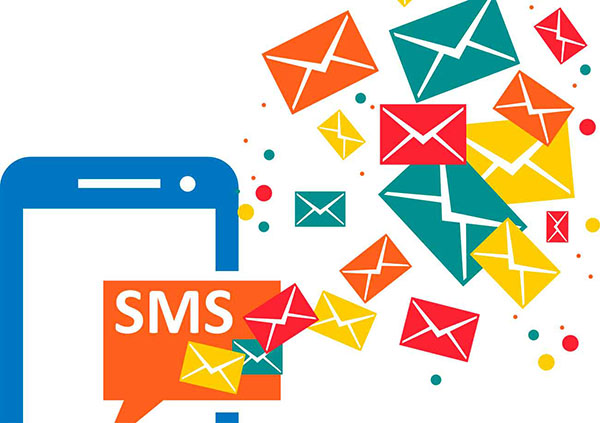 SMS сообщения