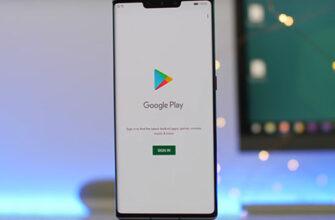 Смартфон-с-Google Play