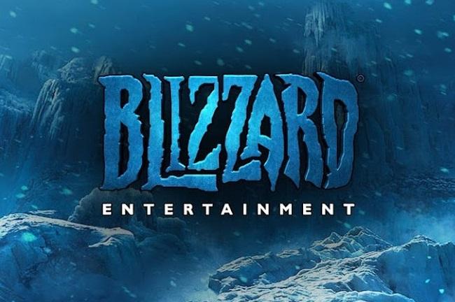 Лого Blizzard