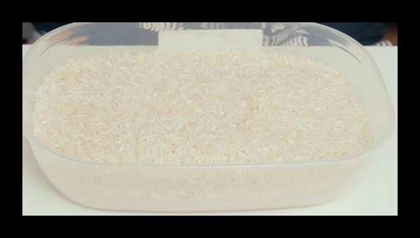 Ёмкость с рисом