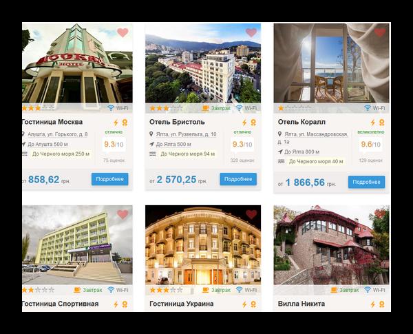 Сайт 101hotels