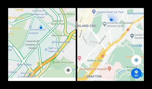 Сравнение Petal Maps
