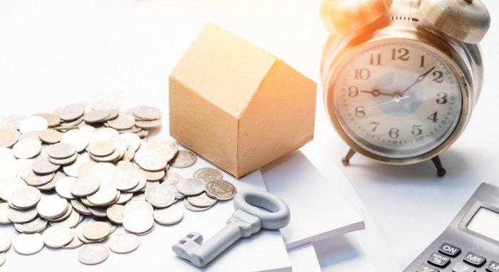 Часы, деньги, ключ