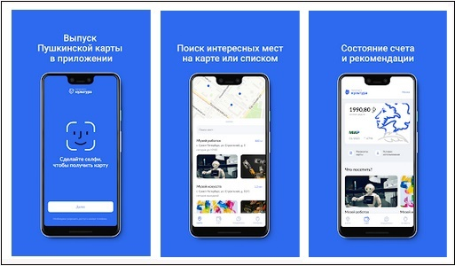 "Приложение ""Госуслуги Культура"""