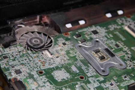 как уменьшить температуру процессора на ноутбуке