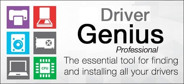"""Используйте программу """"Driver Genius"""" для установки самых свежих драйверов"""