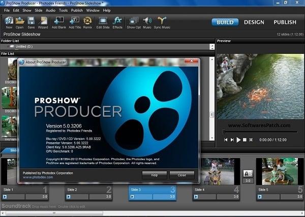 """Создавайте ваше видео с помощью программы """"ProShow Producer"""""""