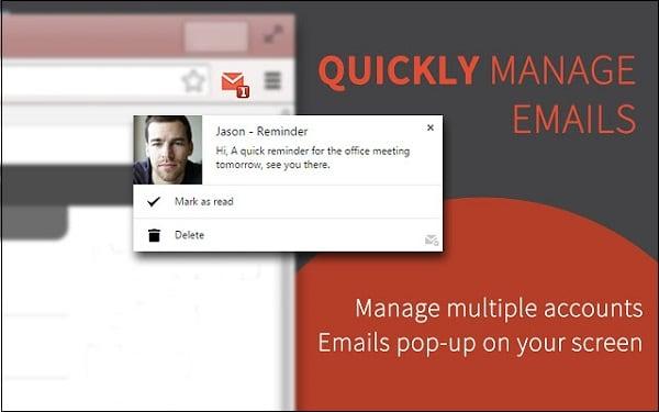 """Расширение """"Checker Plus for Gmail"""" незамедлительно уведомит вас о получении новой почты"""