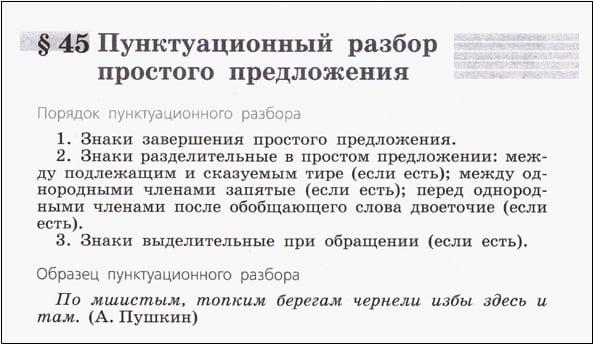 Соответствующее пояснение из учебника русского языка