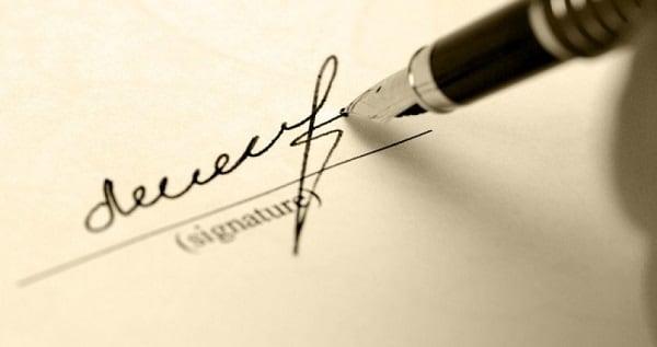 Создайте для себя красивую подпись с помощью сетевых сервисов