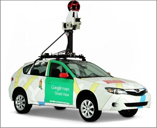 Тот самый автомобиль с камерой
