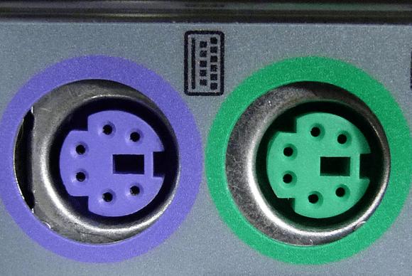 PS/2 порты