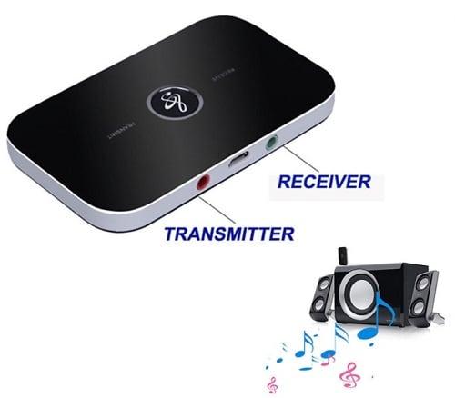 Подключаем Bluetooth наушники