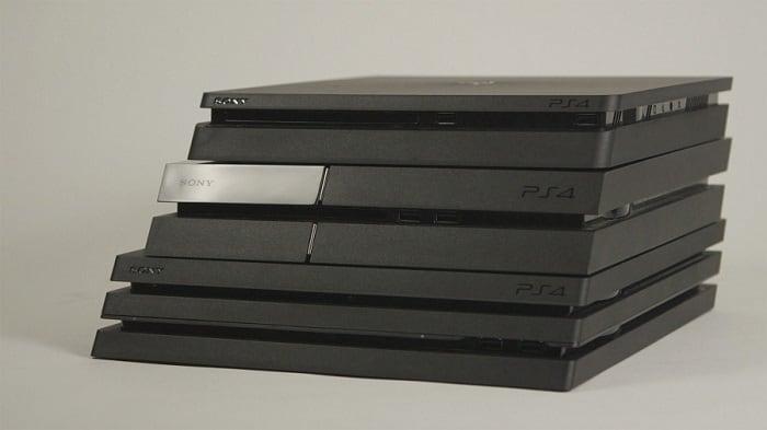 Выбираем приставку PS4, PS4 SLIM, PS4 PRO