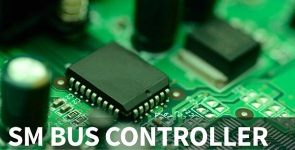 Разбираем драйвер для СМ контроллера шины
